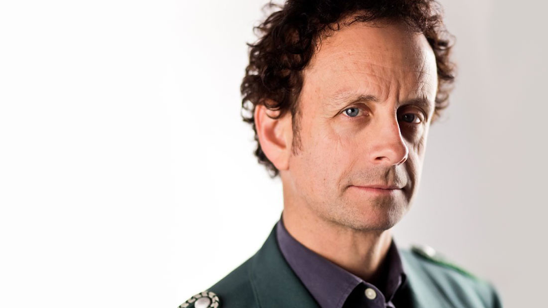 Kevin McDonald from The Kids in the Hall