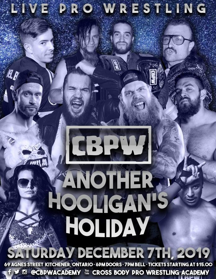 CBPW Presents: Another Hooligans Holiday