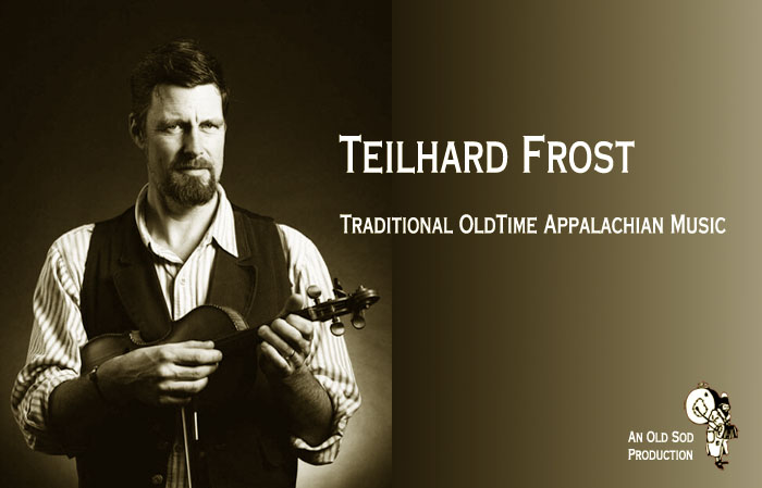 Teilhard Frost in concert