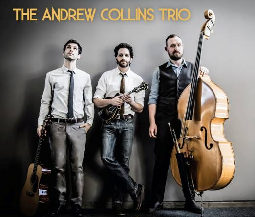 Andrew Collins Trio (presented by Cuckoo's Nest Folk Club)