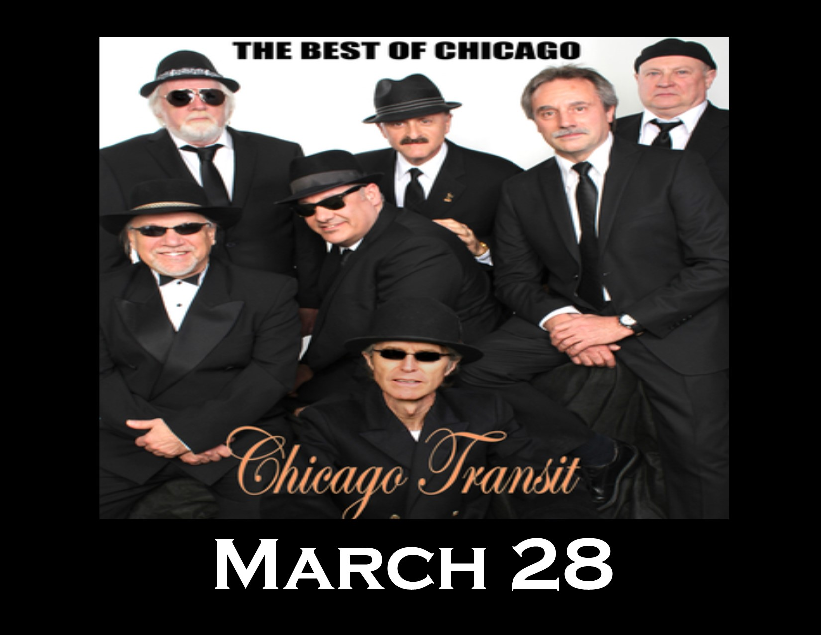 Nov 14 - Chicago Transit - An Evening of Chicago