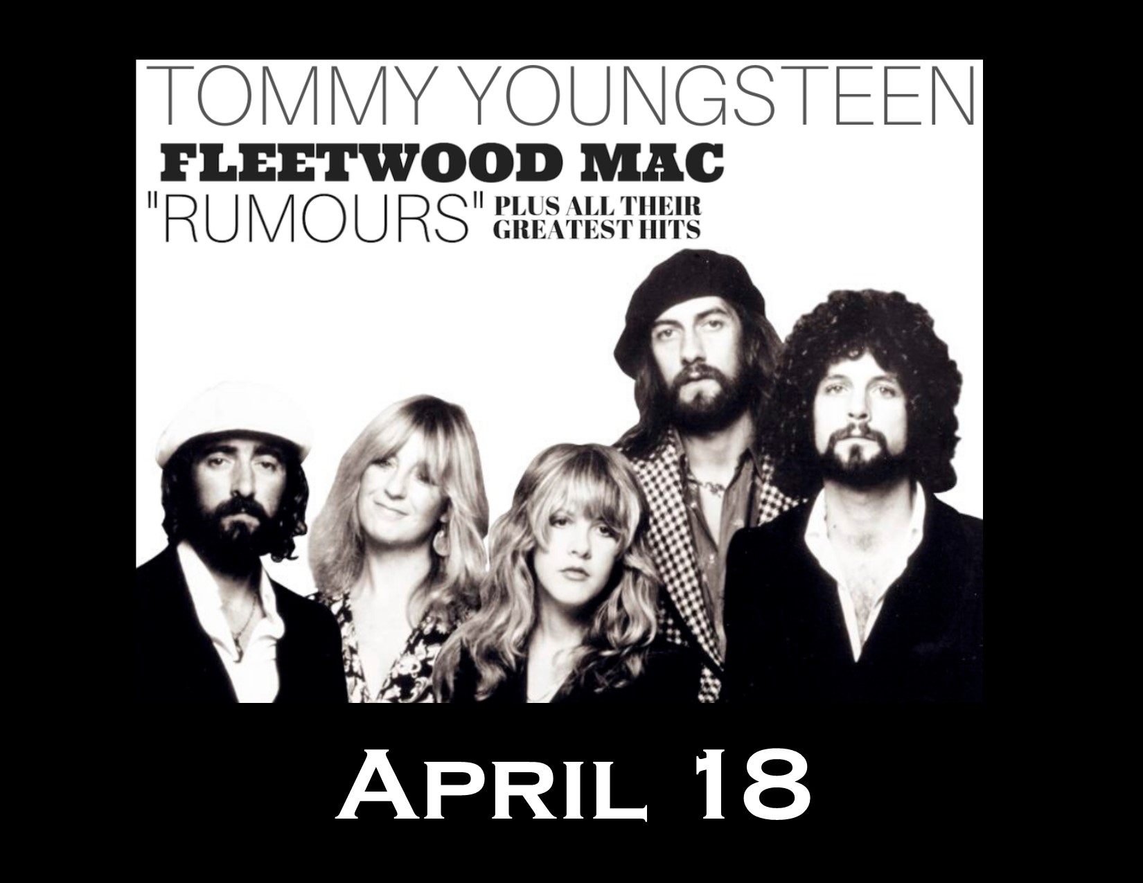 Tommy Youngsteen - Fleetwood Mac Rumours