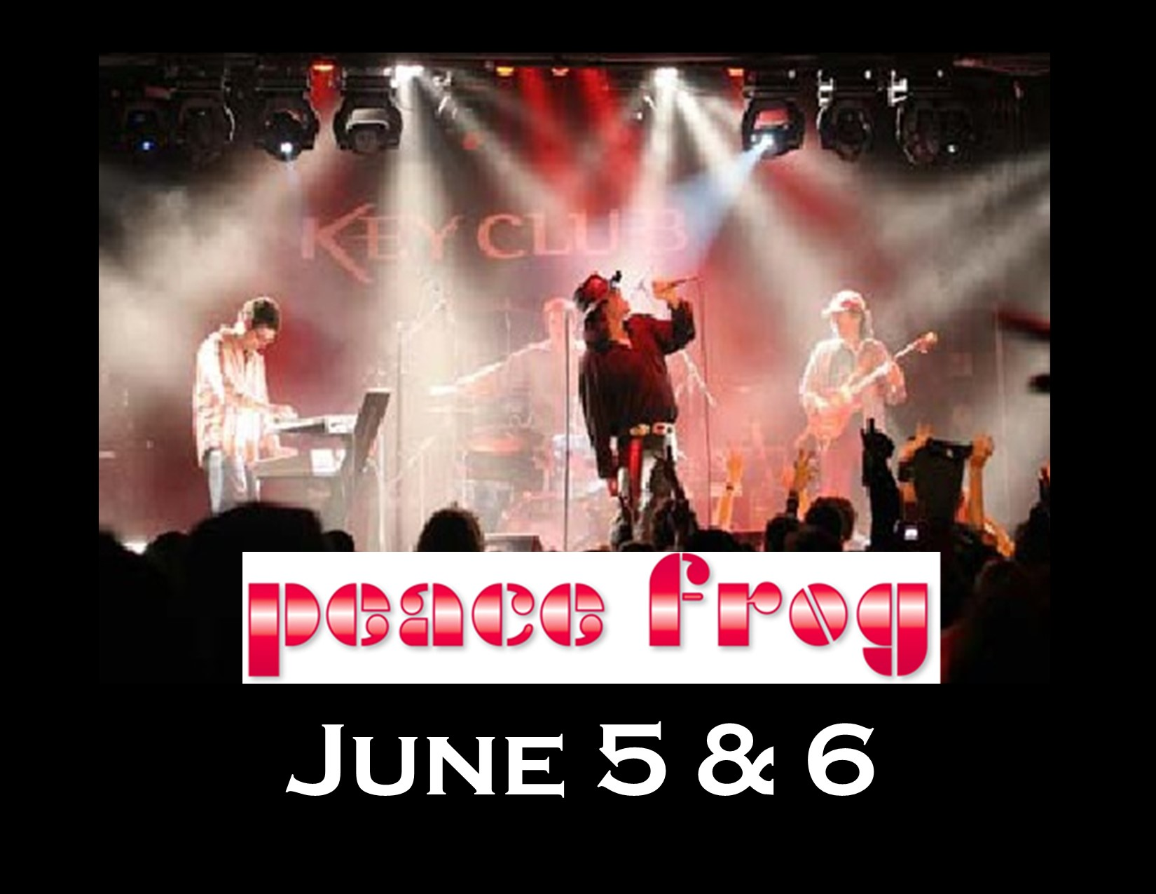 Peace Frog - A Tribute to The Doors