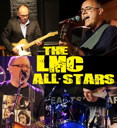 The LMC All-Stars- Rock & Roll Dance Show at London Music Club - Valentine's Day