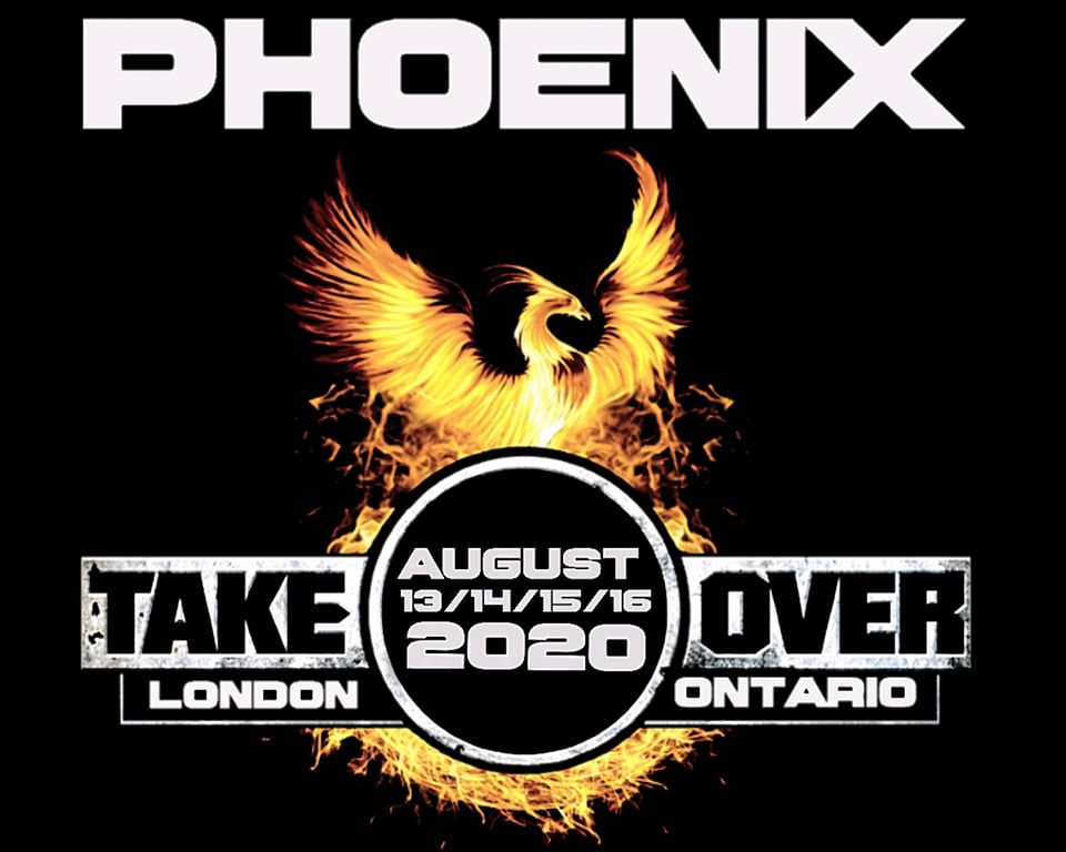 PHOENIX TAKE OVER FESTIVAL 2020 POSTPONE TILL 2021 DUE TO COVID-19