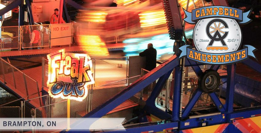 Brampton Fall Fair (Carnival Wristband)
