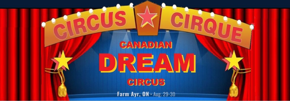 AYR - Family 4 Pack (Canadian Dream Circus)