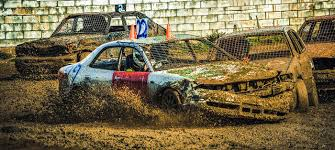 Demolition Derby - Hanover Ag Fair