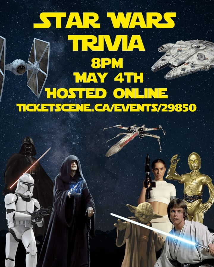 Star Wars Virtual Trivia
