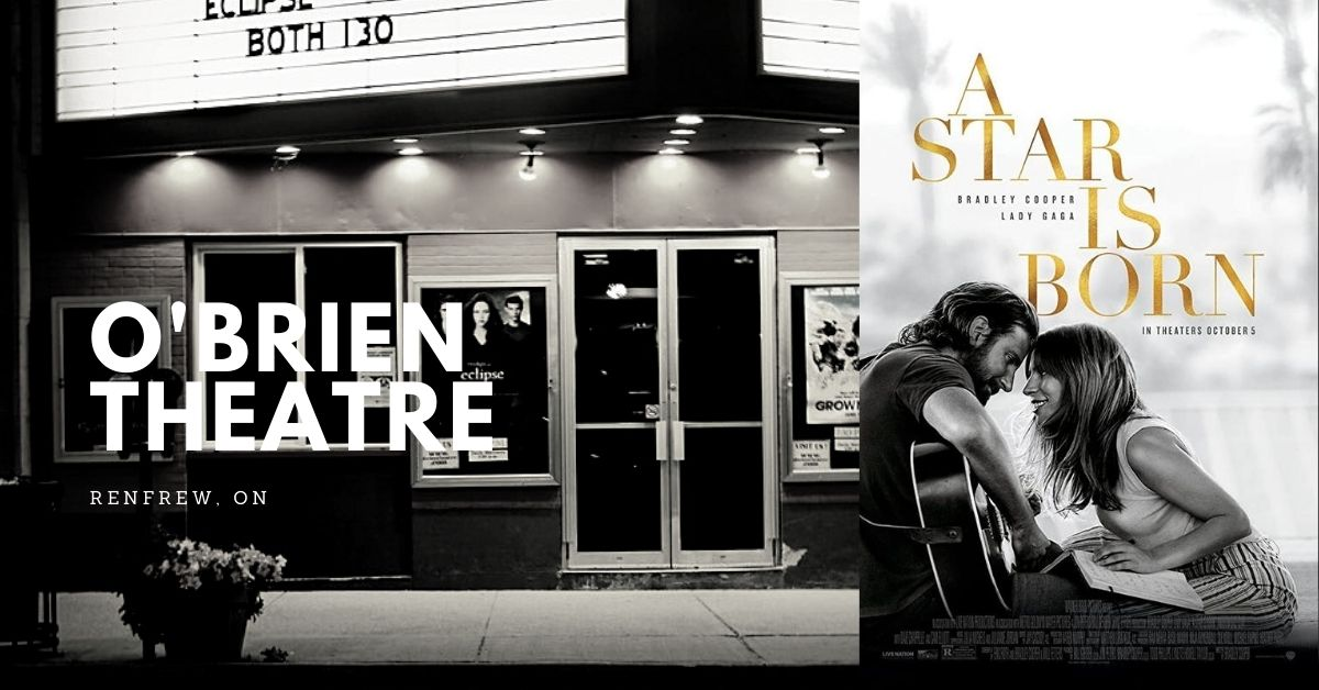 A Star is Born @ O'Brien Theatre in Renfrew