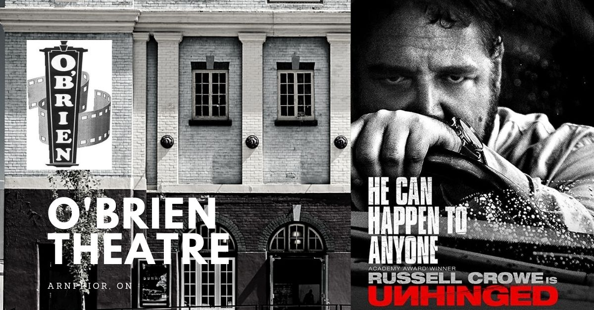 Unhinged (Matinee) @ O'Brien Theatre in Arnprior