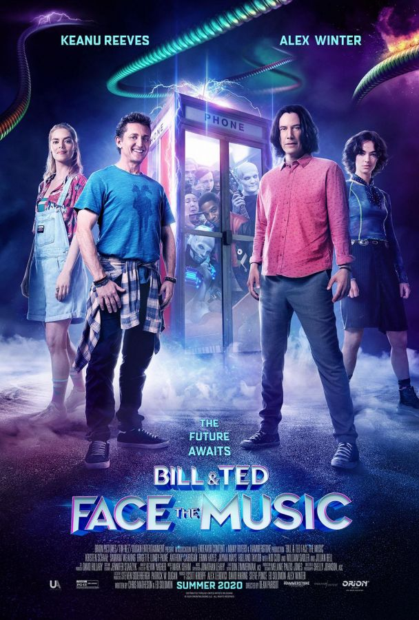 Bill & Ted Face the Music @ Troyes Cinema in Petawawa