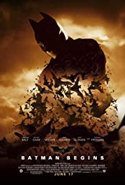 Batman Begins (2005) Matinee [Vintige Movie Price $5 all seats] @ O'Brien Theatre in Arnprior