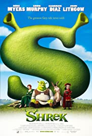 Shrek (2001) [Vintige Movie Price $5 all seats] @ O'Brien Theatre in Arnprior