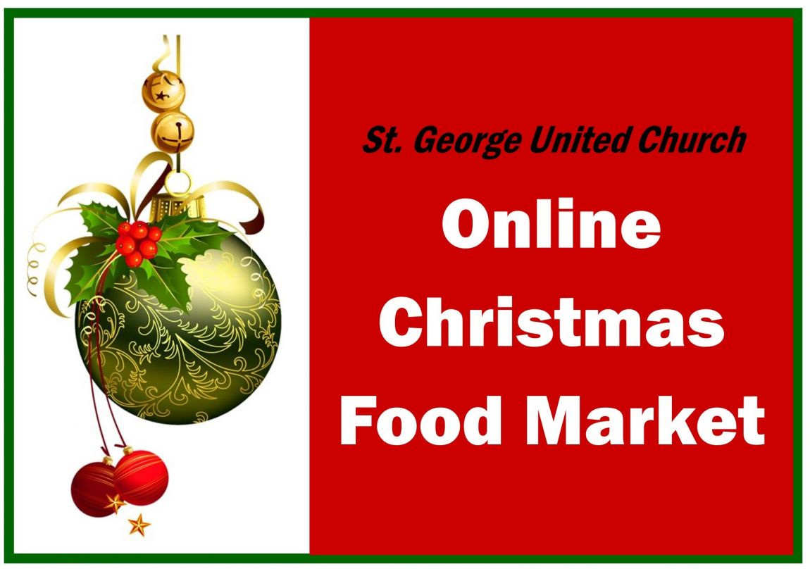 St. George United Church Online Christmas Food Market