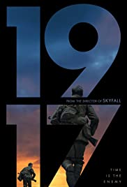 1917 (2019)  [Vintage Movie Price $7 all seats] @ O'Brien Theatre in Arnprior