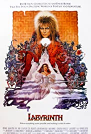 Labyrinth (1986)  [Vintage Movie Price $7 all seats] @ O'Brien Theatre in Arnprior