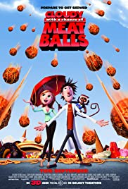 Cloudy with a Chance of Meatballs (2009) Matinee 1:30  [Vintage Movie Price $7 all seats] @ O'Brien Theatre in Arnprior