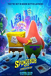 The SpongeBob Movie: Sponge on the Run (2020) 1:30 Matinee @ O'Brien Theatre in Renfrew