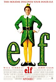 Elf (2003)  [Vintage Movie Price $7 all seats] @ O'Brien Theatre in Arnprior