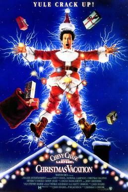 National Lampoon's Christmas Vacation (1989) [Vintage pricing] @ O'Brien Theatre in Renfrew