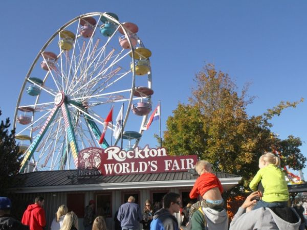 Rockton World's Fair (Express Friday Pass)