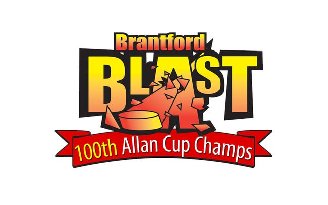 Brantford Blast vs Whitby Dunlops