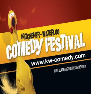 KW Comedy Festival - FOOD AND FUNNY PATENT