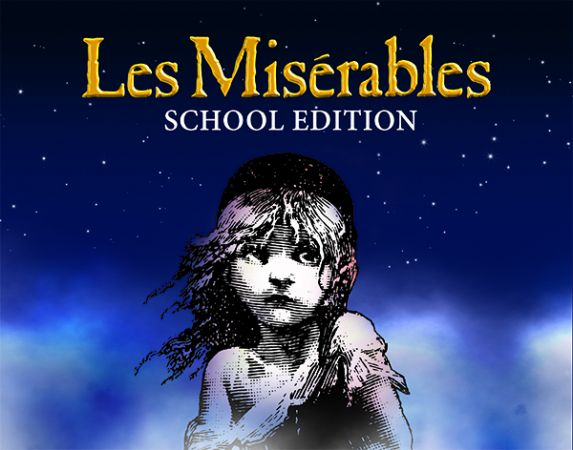 Les Miserables (School Edition) - Noir cast