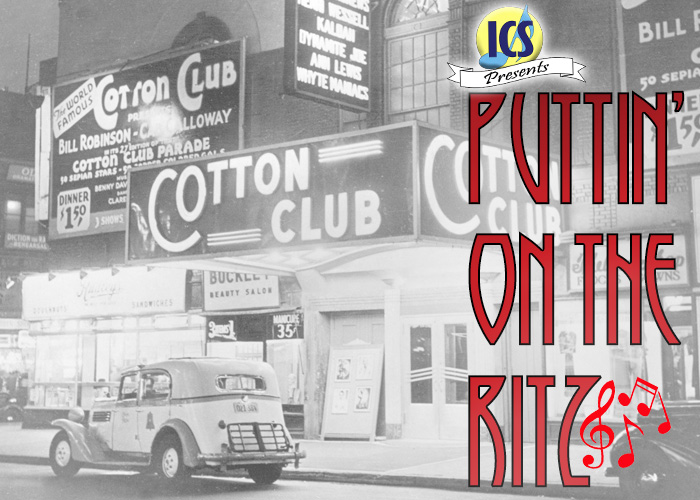 Puttin' On The Ritz  [dinner theatre]