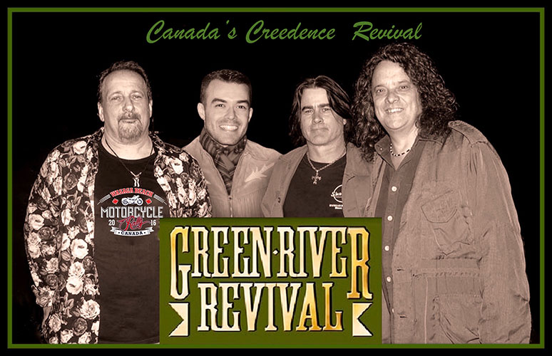 Green River Revival: A CCR Tribute