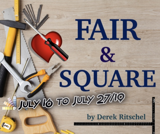 Fair and Square: a comedy directed by Ralph Small
