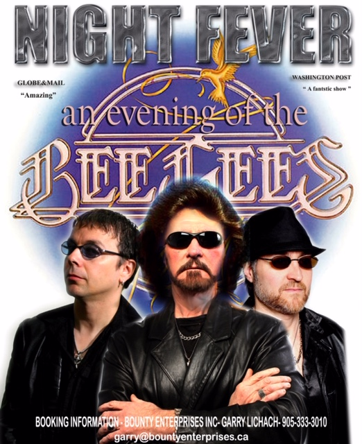 Night Fever: A Bee Gees Tribute