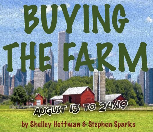 Buying the Farm: a comedy directed by Ralph Small