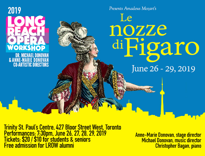 Mozart's Le nozze di Figaro / The Marriage of Figaro