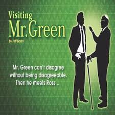 Visiting Mr. Green: A play by Jeff Baron: