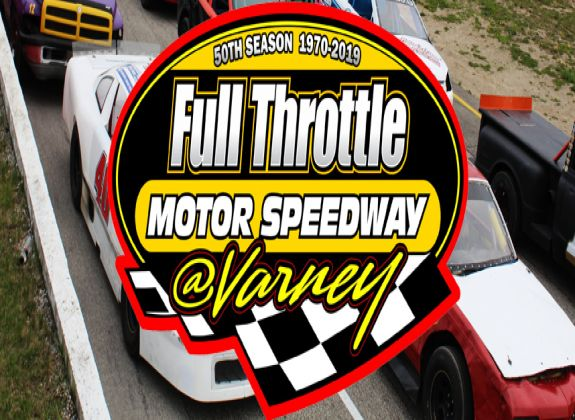 Sunday - High Bank Nationals Qualifiers Night @ Full Throttle Motor Speedway