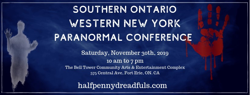 ALL ACCESS PASS - Southern Ontario Western New York Paranormal Conference