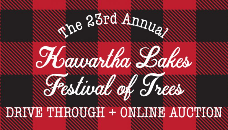 Kawartha Festival of Trees Drive Through